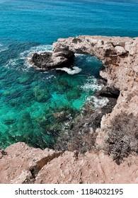 Love bridge Cyprus