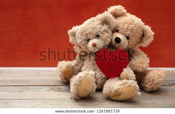 Love Friendship Give You My Heart Stock Photo (Edit Now