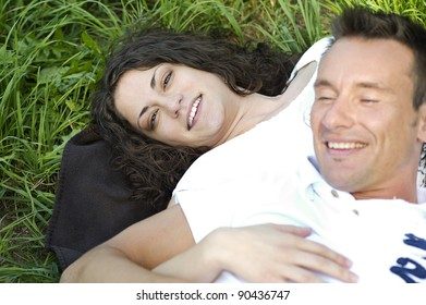 Love in the grass