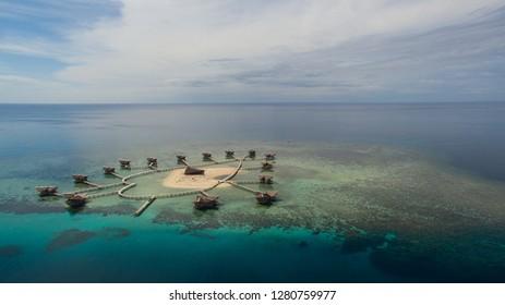 Love island cottage