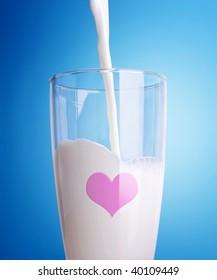 I love milk