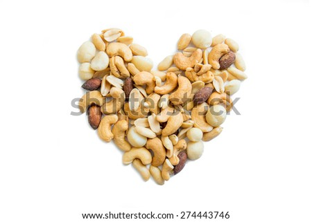 Love nuts ,include nuts on with background , mixed nuts on with background