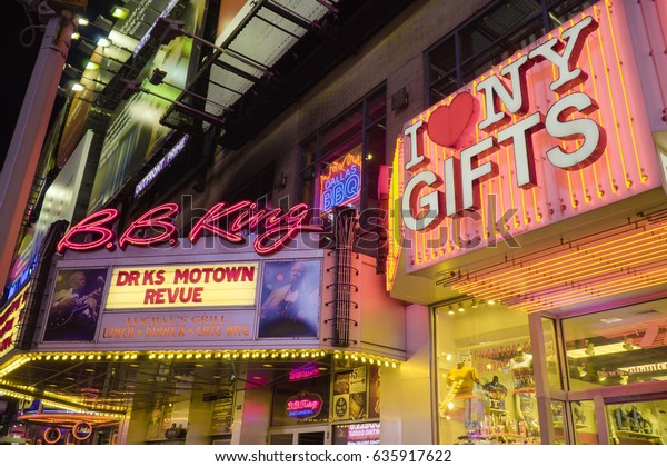 Love Ny Gift Shop Bb King Stock Photo (Edit Now) 635917622