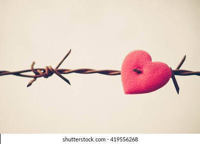 Love and obstacle