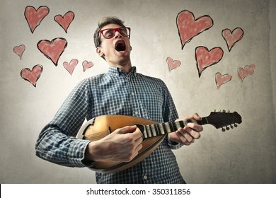In love player