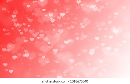 Love Red  Background Texture