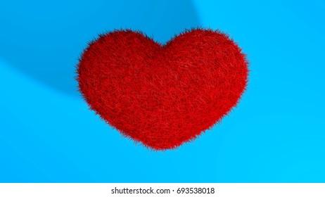Love! Soft heart.