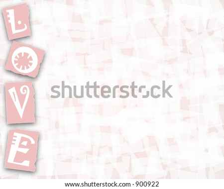 Love Stationary Computer Generated Super Background For Valentines Day Or Any Of