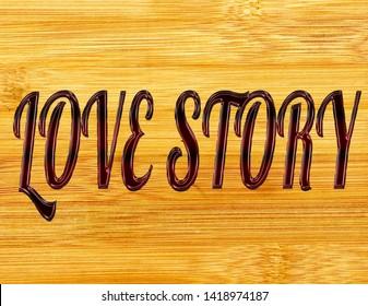Sad Love Words Images, Stock Photos & Vectors | Shutterstock