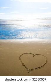 Love in Summer Sunshine