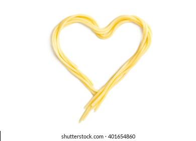 loved spaghetti