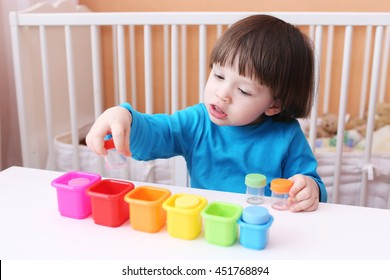 lovely 2 years boy sorts details by color