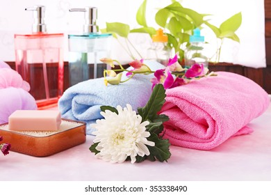 Lovely Bath products