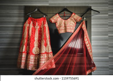Lovely bridal wedding Lehanga Sharara skirt dress