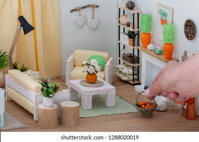 Dollhouse Images Stock Photos Vectors Shutterstock