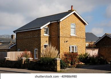 Lovely English brick cottage