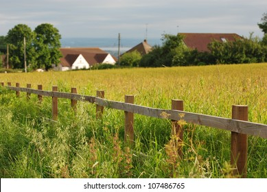 Lovely English village