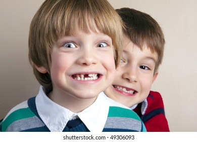 Lovely and funny kids