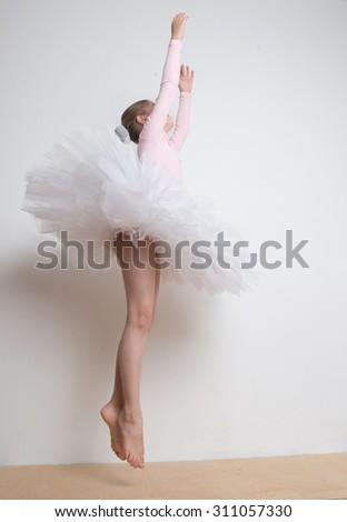 74b7dc389 Lovely Little Pin Ballerina Tutu Skirt Stock Photo (Edit Now ...