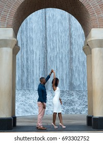 Loving Couple Engagement Pictures