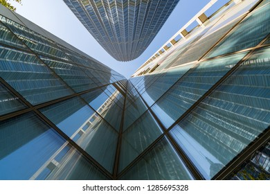 Low angle view of architecture