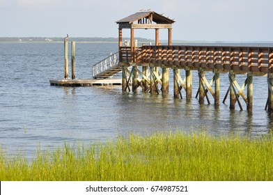 Low Country Dock Mid Summer
