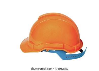 low Hard Hat with Clipping Path