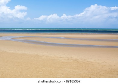 Low Tide at the Sand Beach