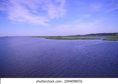 Lowcountry Creek in the Morning