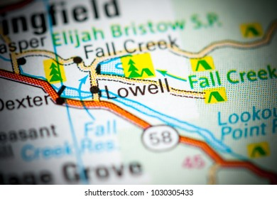 Lowell Oregon Map.Lowell Images Stock Photos Vectors Shutterstock