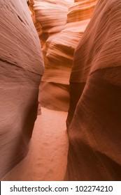 Lower Antelope Canyon in Arizona