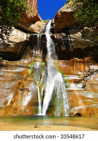 Lower Calf Creek Falls - Grand Staircase Escalante National Monument