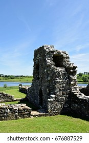 Lower Church (Teampull Mor), Devenish Island, Lower Lough Erne, County Fermanagh, Northern Ireland