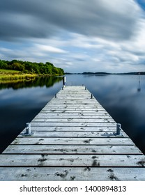 Lower Lough Erne Jetty Ireland