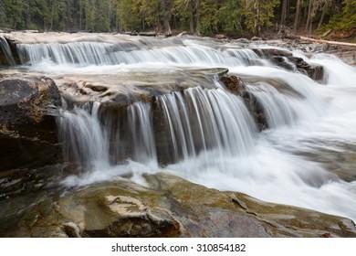 Lower McDonald Creek 2 in Glacier National Park