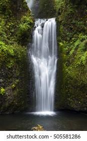 Lower Multnomah Falls, Columbia River Gorge, Oregon