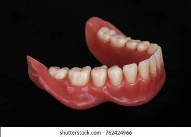lower part of denture