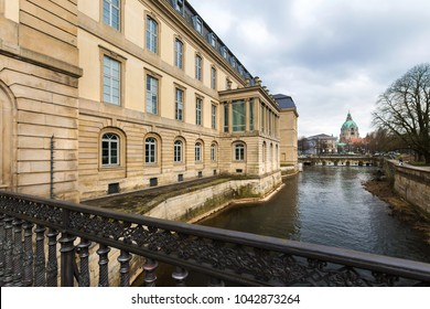 lower saxony parliament building hannover germany