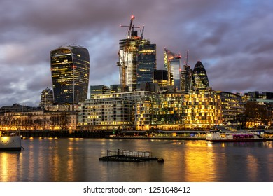 Lower Thames at Fenchurch