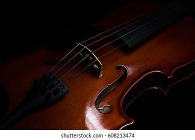Low-key Violin