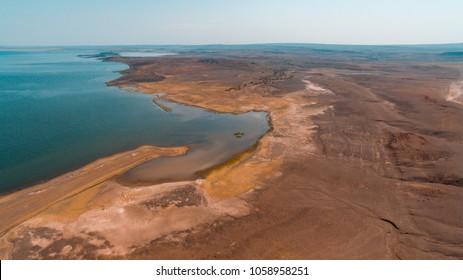 Loyangalani village, lake Turkana