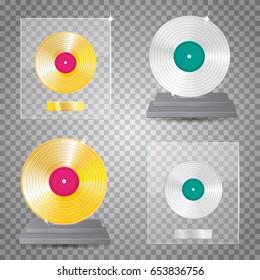 lp platinum, lp gold set