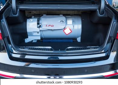 LPG for car