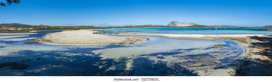 Lu Impostu beach in Sardinia