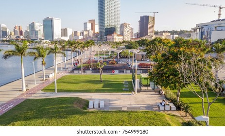 Luanda City Green Park
