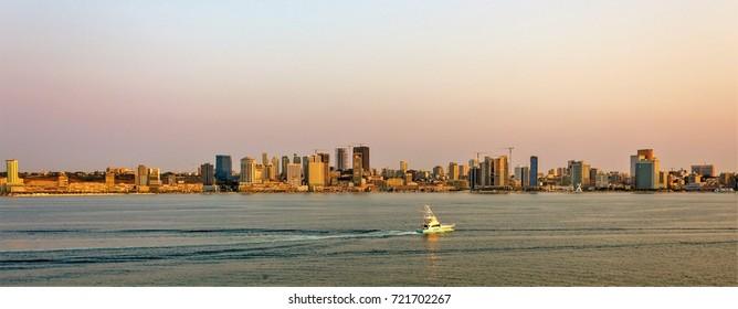 Luanda City Sunset
