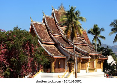 Luang Prabang Grand Palace building