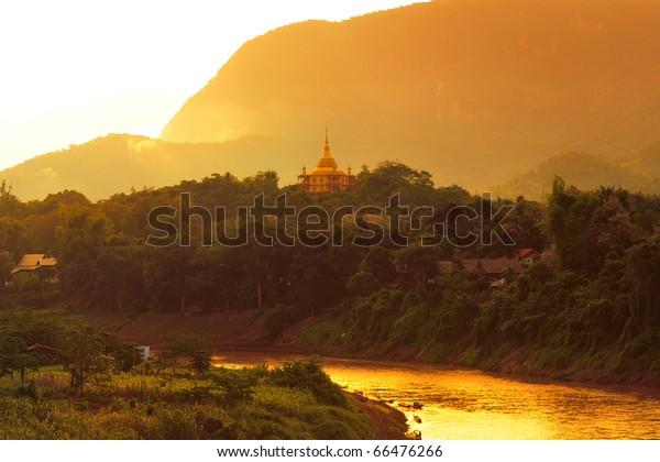 Luang Prabang, or Louangphrabang, Laos