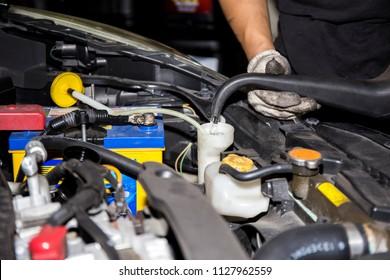 Lube car service
