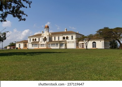 Lubiri (or Mengo Palace) in Kampala, Uganda